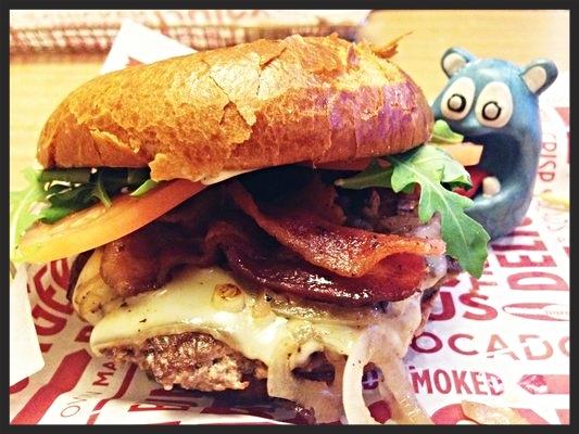 The Capital Burger at Smashburger  | YELP
