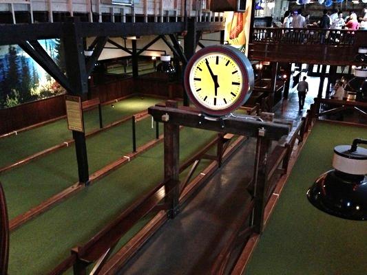 Bocce Ball Courts at RheinHaus Seattle Location    YELP