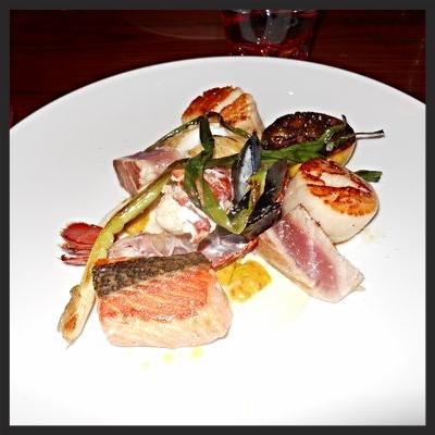 Fisherman's Grill at Gordon Ramsay Steak  | YELP, David N.