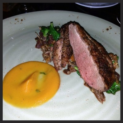 Duck at Coquette | YELP, Pauline L.