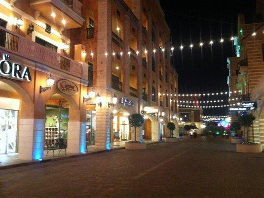 Tivoli Village where Tapas will be located  | YELP