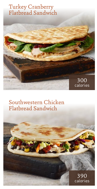 The fast casual brand, Panera already publishes this information  | Panera.com