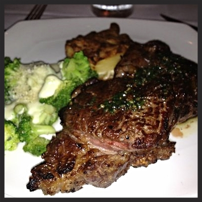 Miami Spice Ribeye at Red, The Steakhouse  | YELP, Martin O.