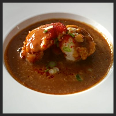 Chili Lobster at Spoon Bar & Kitchen    YELP, Tim P.