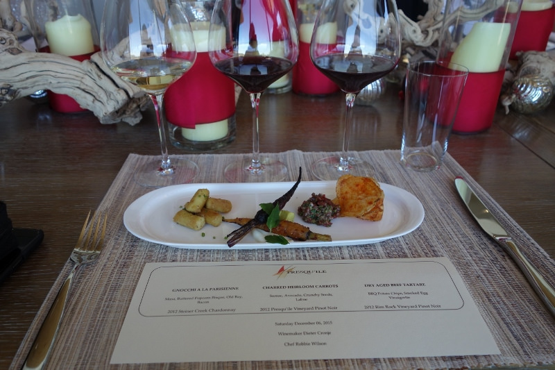 Food and Wine Pairing at the Presqu'ile Winery  | Foodable WebTV Network