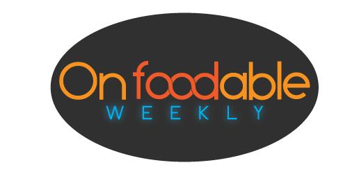 On Foodable Weekly Logo