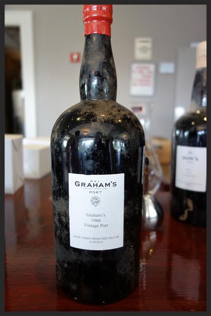 Graham's 1966 Vintage Port    Foodable Network