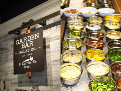 Garden Bar Salad Co.  | Allison Jones