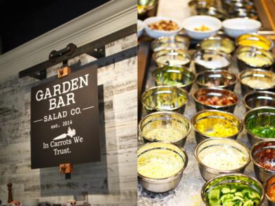Garden Bar Salad Co.  | Allison Jones
