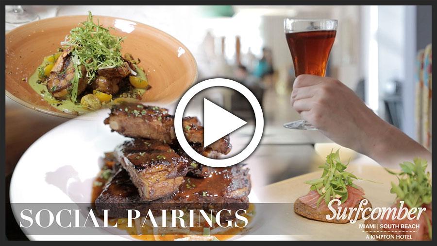 Table 42: Social Pairings in South Beach [VIDEO]
