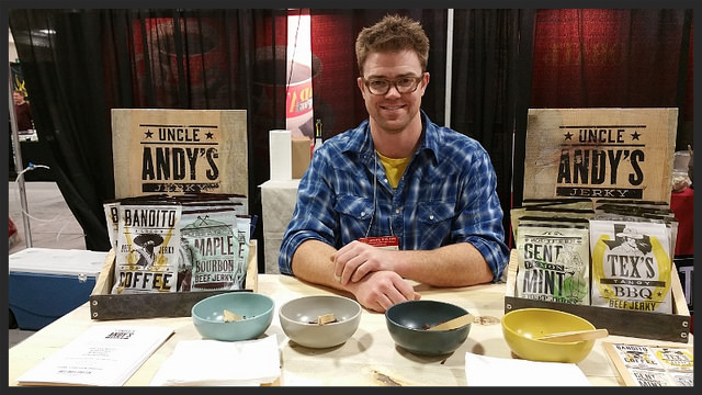 Uncle Andy's Jerky  | Foodable WebTV Network