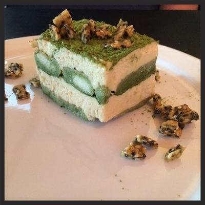 Tea-a-misu at The Clever Koi | YELP, Pepper T.