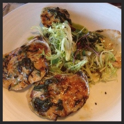 Asian Style Oysters at Elements | YELP, Cliff H.