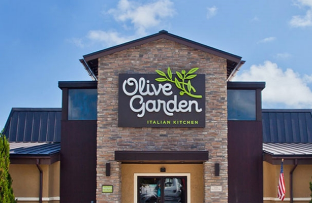 Olive Garden Upping Guest Convenience