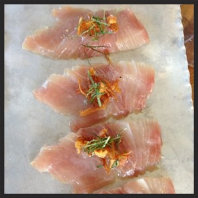 The Slanted Door's Hamachi  | Yelp, Autumn