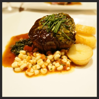 Gary Danko's Seared Filet  | Yelp, Faust T.