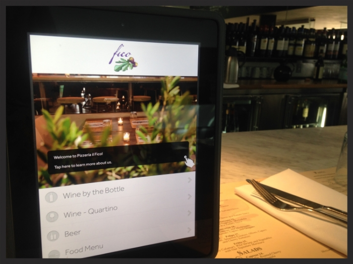 Pizzeria Il Fico's Digital Wine List  | Foodable WebTV Network