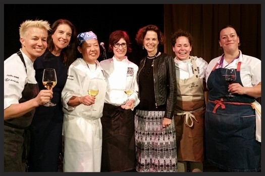 The Women of the 'Beauties and Their Beasts' Dinner  | Foodable Network