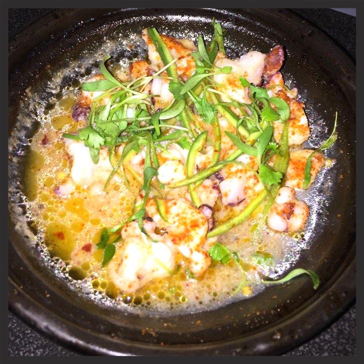Grilled Octopus at barMASA | Yelp, Manda Bear B.