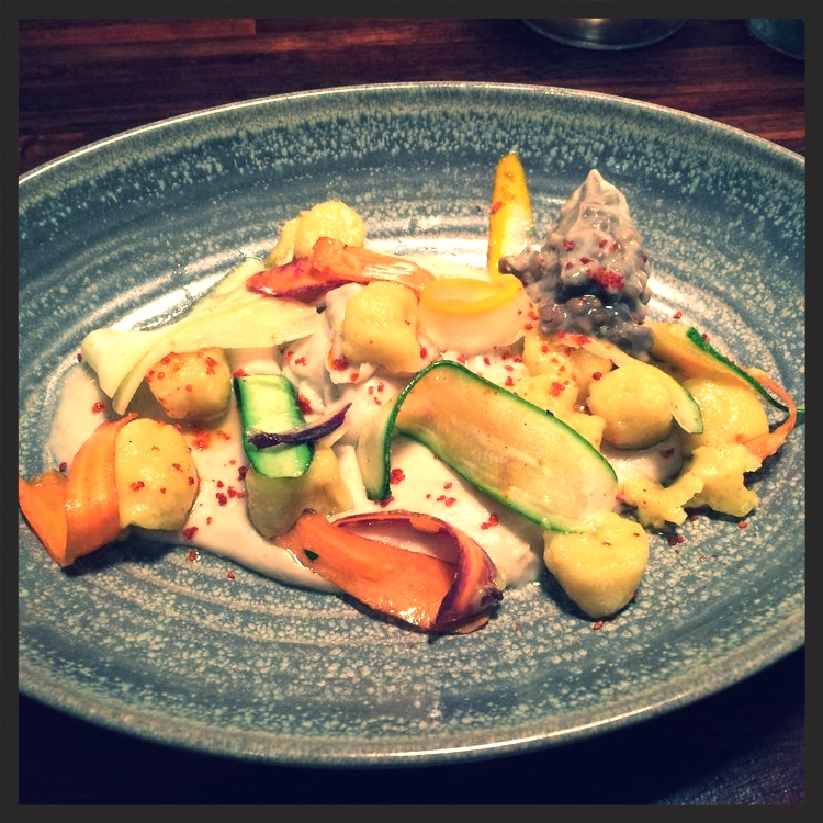 Sweet Potato Gnocchi at Boucherie  | Yelp, Jennifer L.