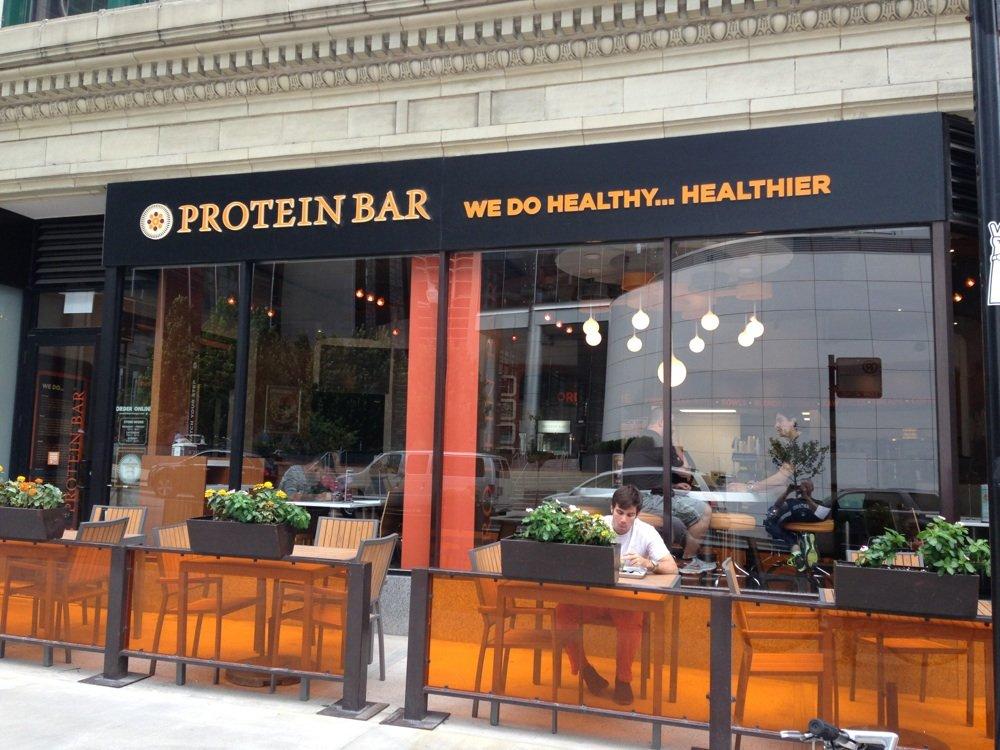 Protein Bar on N. Clark St. in Chicago | Yelp, Ben B.