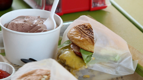 Shake Shacks hangs on in the Top 10 at No. 9 for Q2 2015