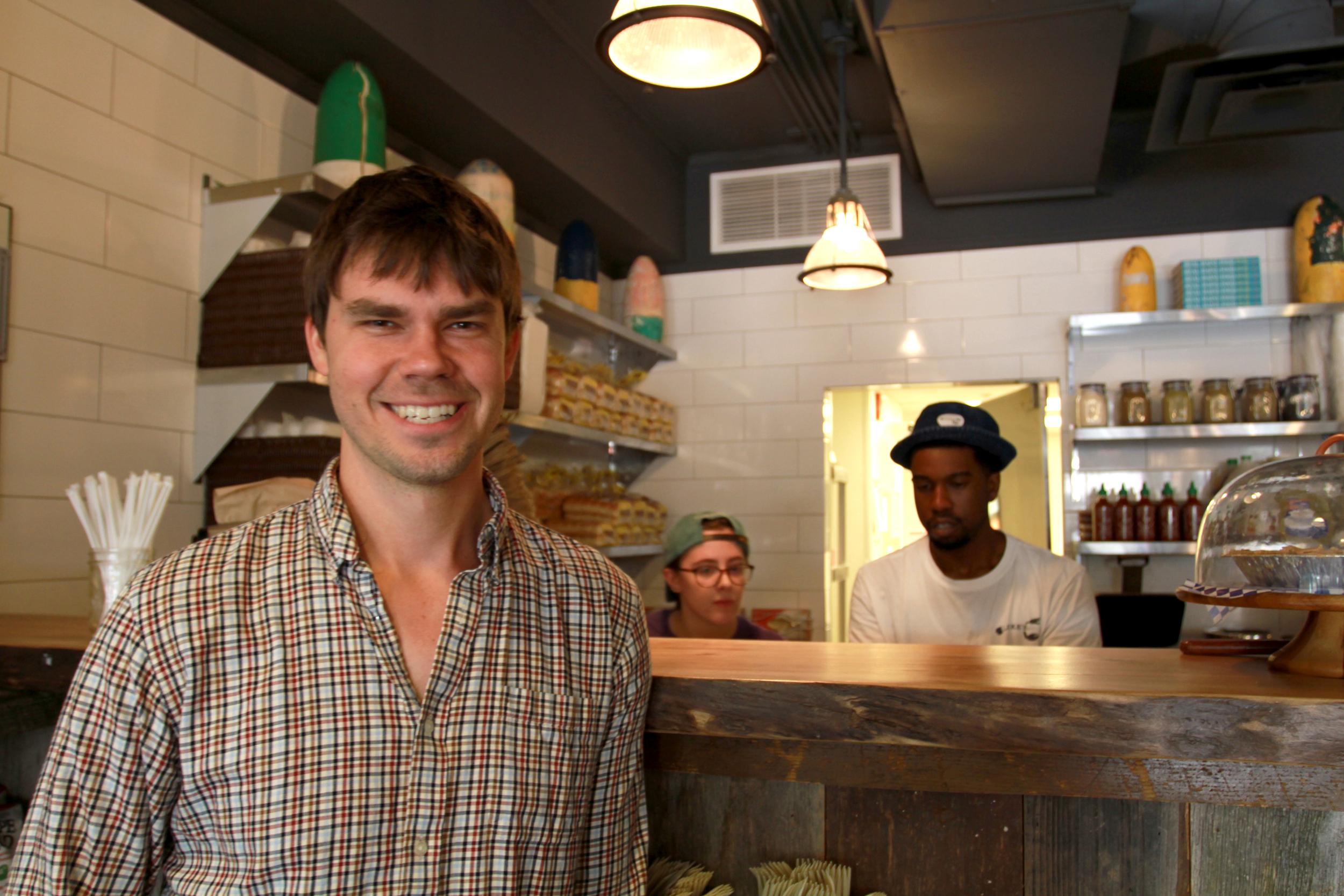 Ben Conniff  |  Foodable WebTV Network