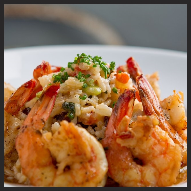 Gulf Shrimp Pirlou at Sylvain  | Yelp, Sean M.