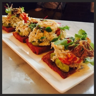 Wright & Company's Crab Toast  | Yelp, Lillian L.