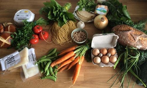 Small Locavore Box  | Credit: ACME Farm & Kitchen