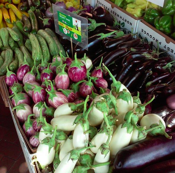 A snapshot from the Capitol Hill Farmers Market  | Instagram, @seattlefarmersmkts