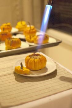 Pumpkin Creme Brulee  | Photo: Ayara Thai