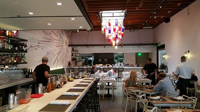 Sambar Restaurant    Allison Levine for FoodableTV