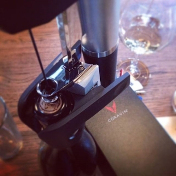 Close Up Look at the Coravin  | Facebook