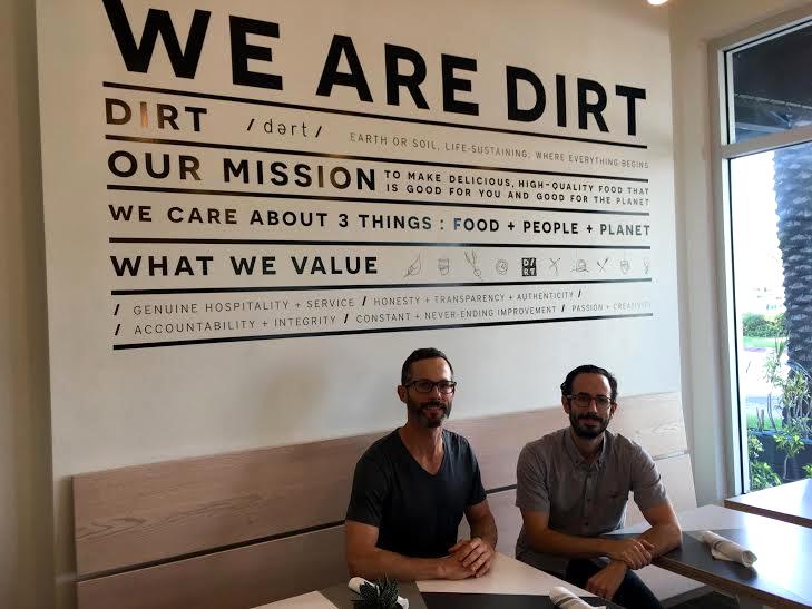Co-founders Matt Ernst and Jeff Latulippe  | Kerri Adams for Foodable WebTV Network
