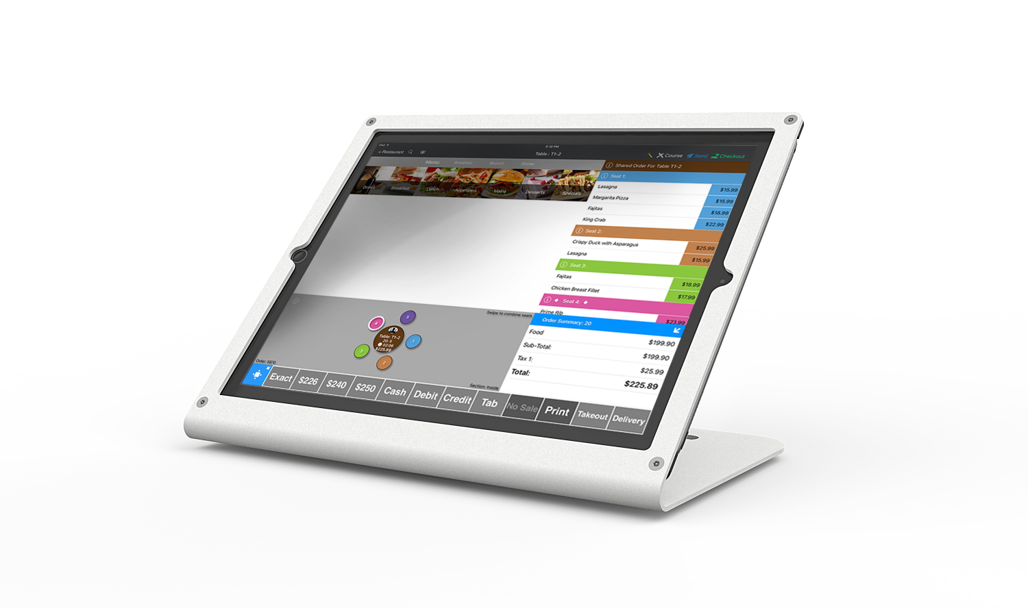 Mobile-forward POS systems provide many advantages for operators & staff  |  Photo courtesy of TouchBistro