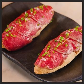 Bazaar Meat's Kobe Airbread  | Facebook