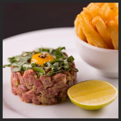 Jean-Georges Steak Tartare  | Facebook