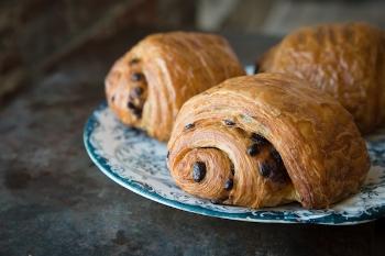 Pan Au Chocolate  | Photo Credit Nouveau Bakery