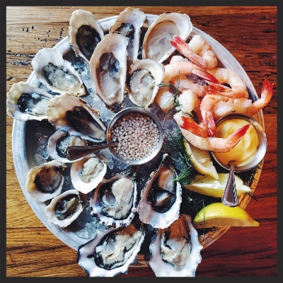 Seafood Platter at Bar Agricole  | Facebook