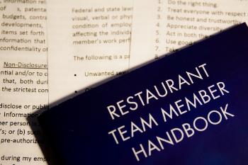 Restaurant Handbook  | Brian Murphy for FoodableTV