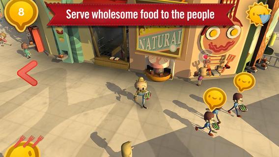 Chipotle's Scarecrow game    iTunes.apple.com
