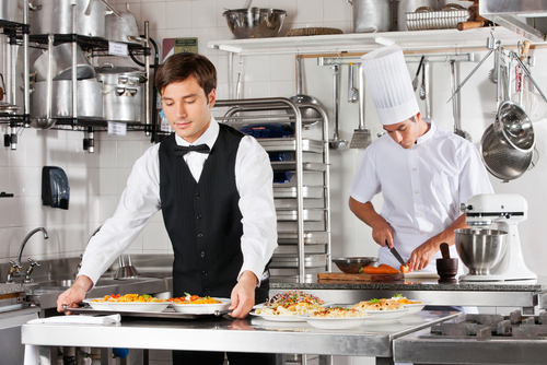 Commercial Kitchen Operations