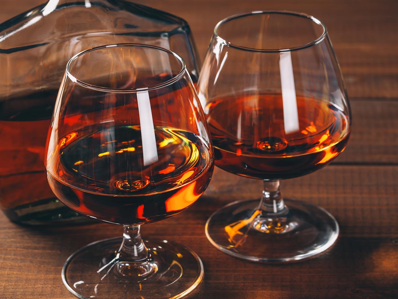 Brandy and Cognac