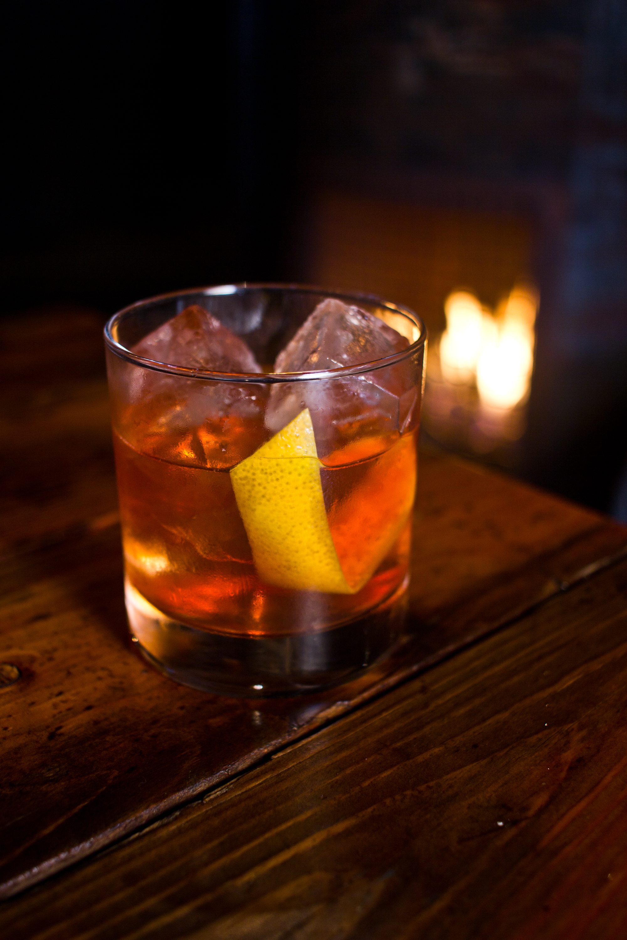 72nd Old Fashioned    | Photo Courtesy of Henry's Majestic