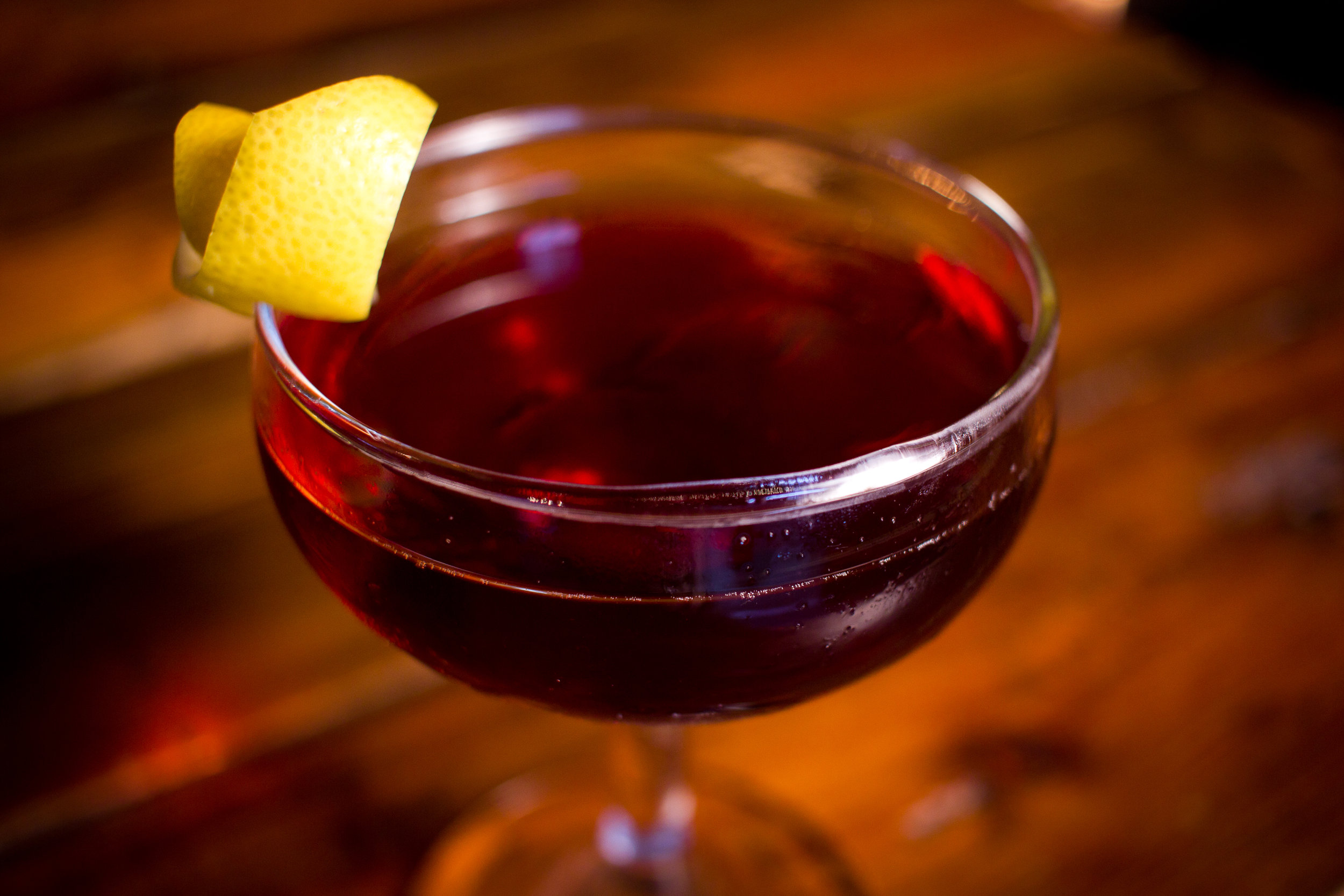 Tre Di Amaro    | Photo Courtesy of Henry's Majestic