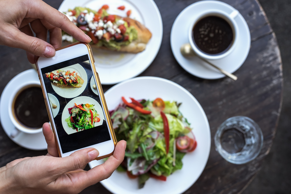 Food Mobile Phone