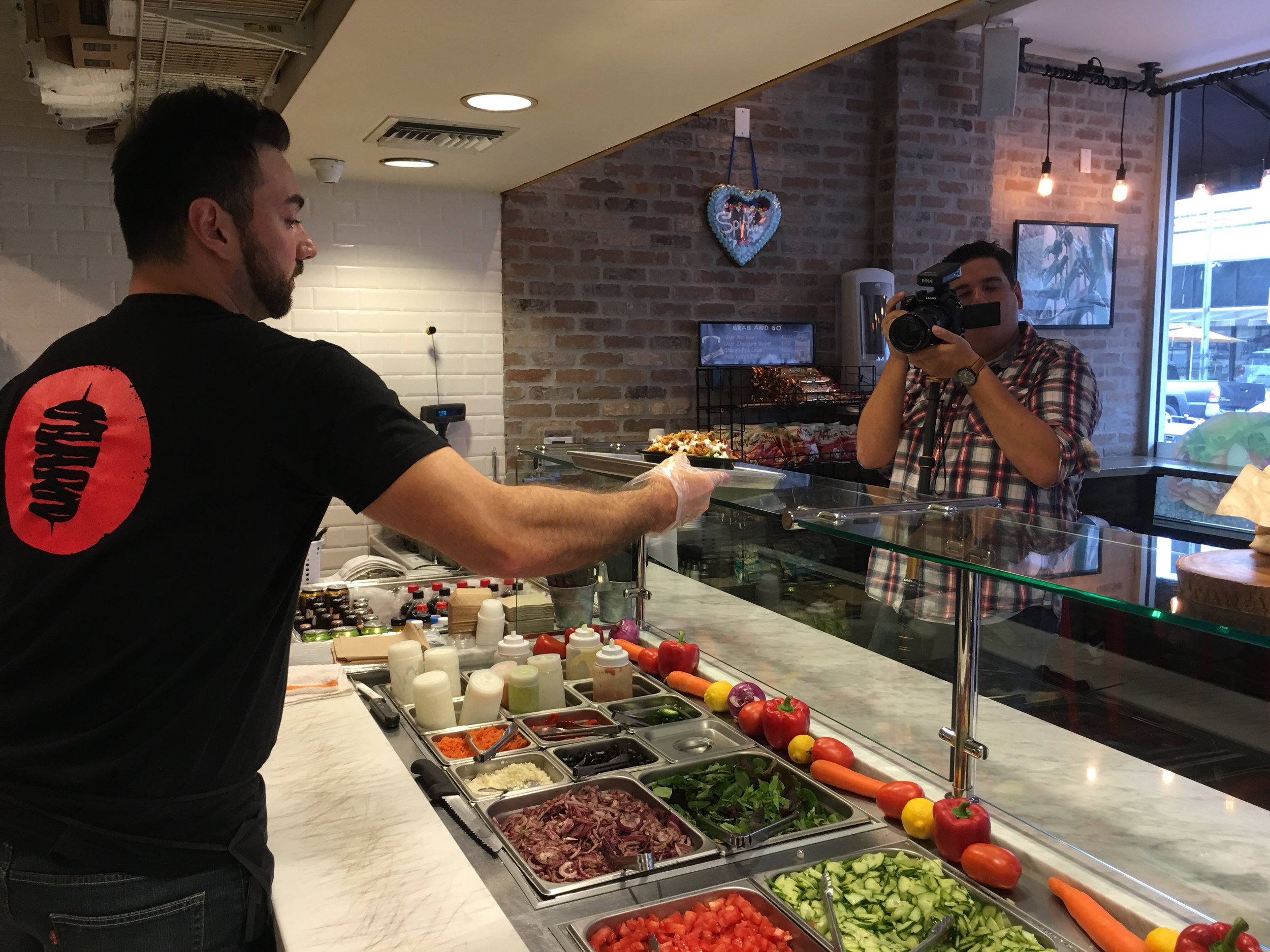 Foodable behind-the-scenes in Miami.