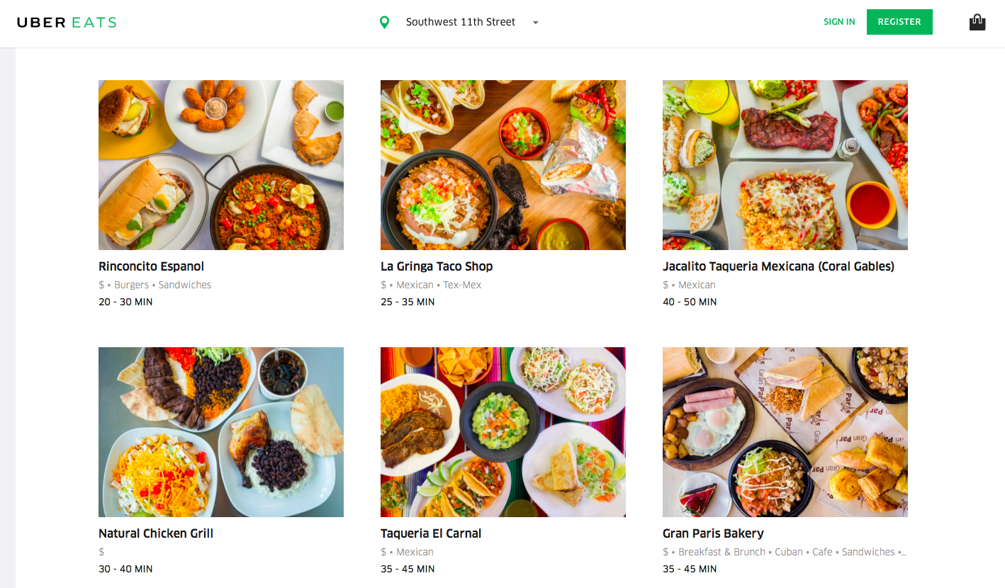 UberEATs, Delivery Dudes, or DoorDash? Which Offers the Best