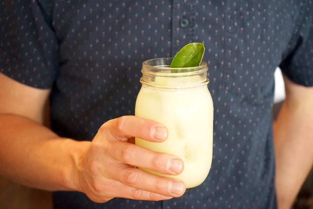 Coconut Limeade  | Photo Courtesy of Manhattan Beach Post.